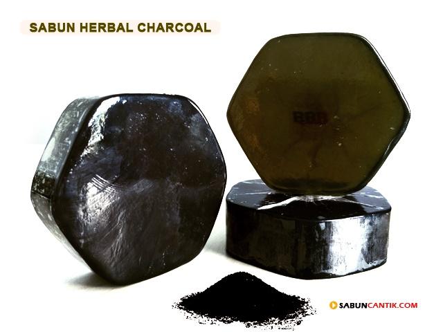 Sabun Arang-Charcoal Soap